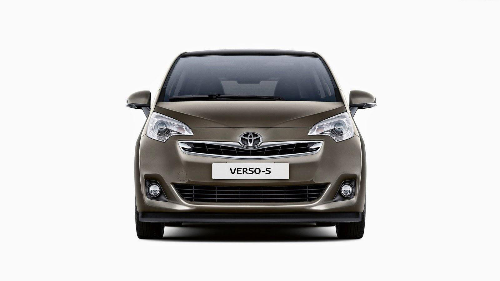 2015 Toyota Verso S MPV Picture 101476
