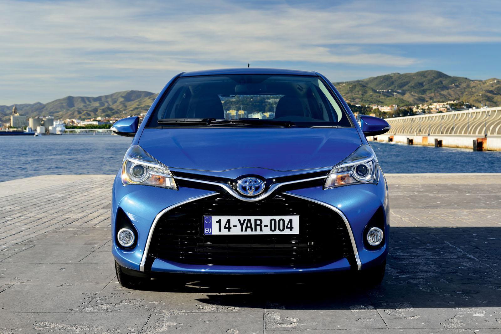 2015 Toyota Yaris Price And Specs