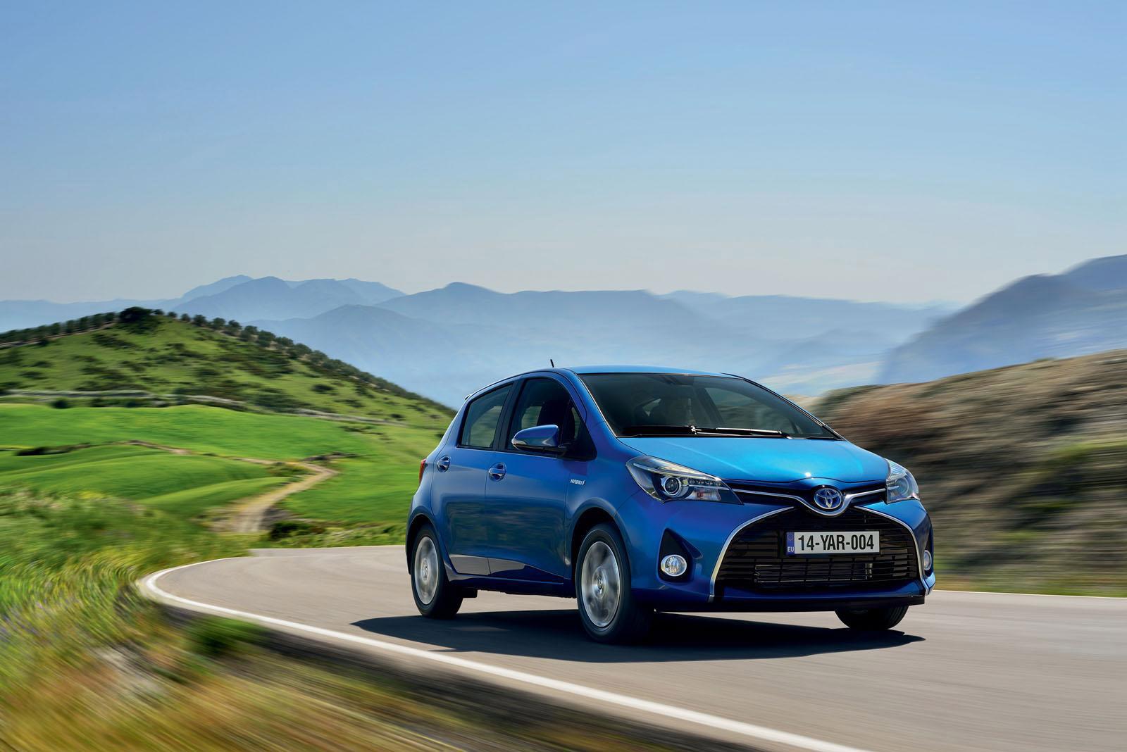 Toyota Announces 2015 Yaris Us Pricing