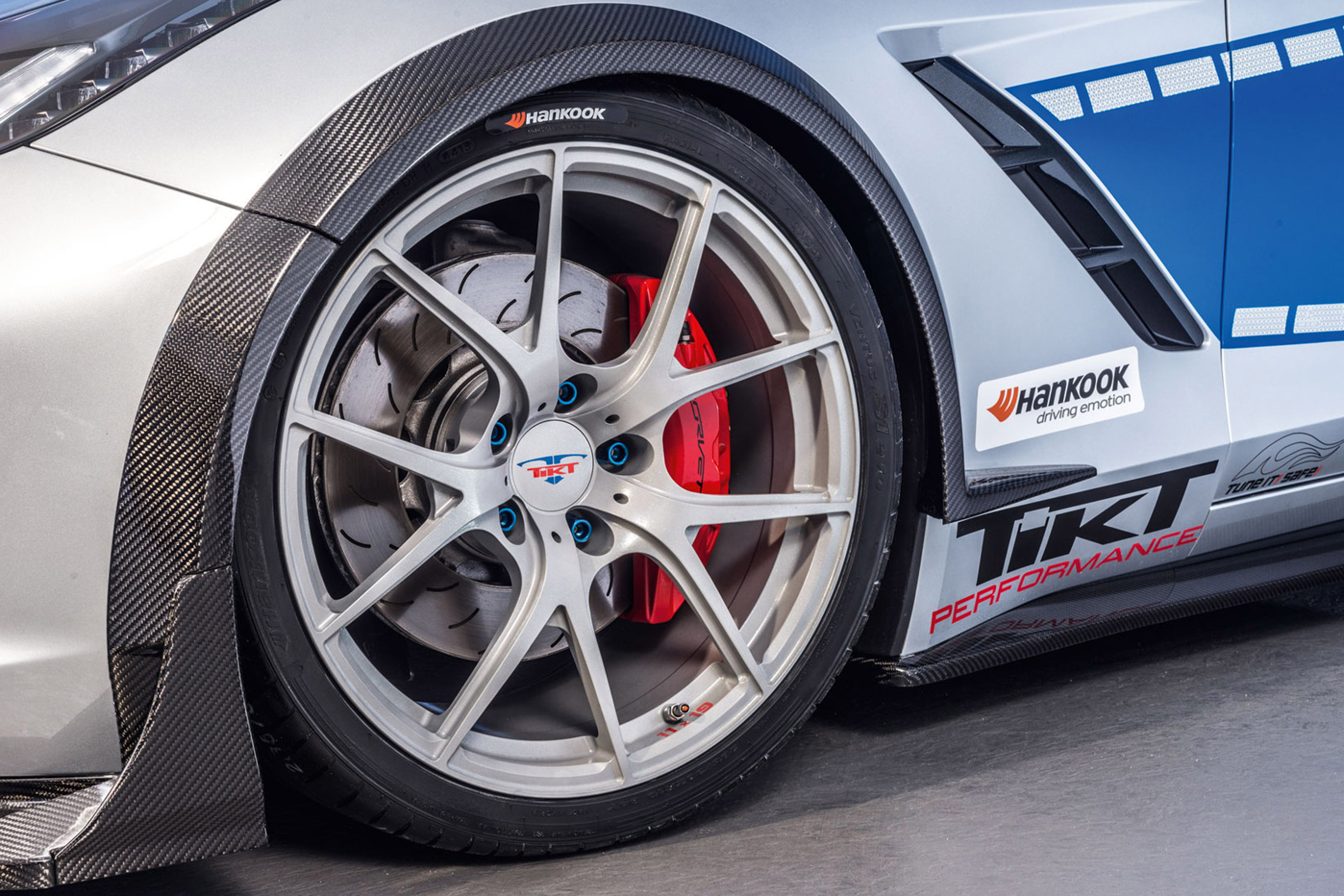 TUNE IT! SAFE! Chevroelt Corvette 2015