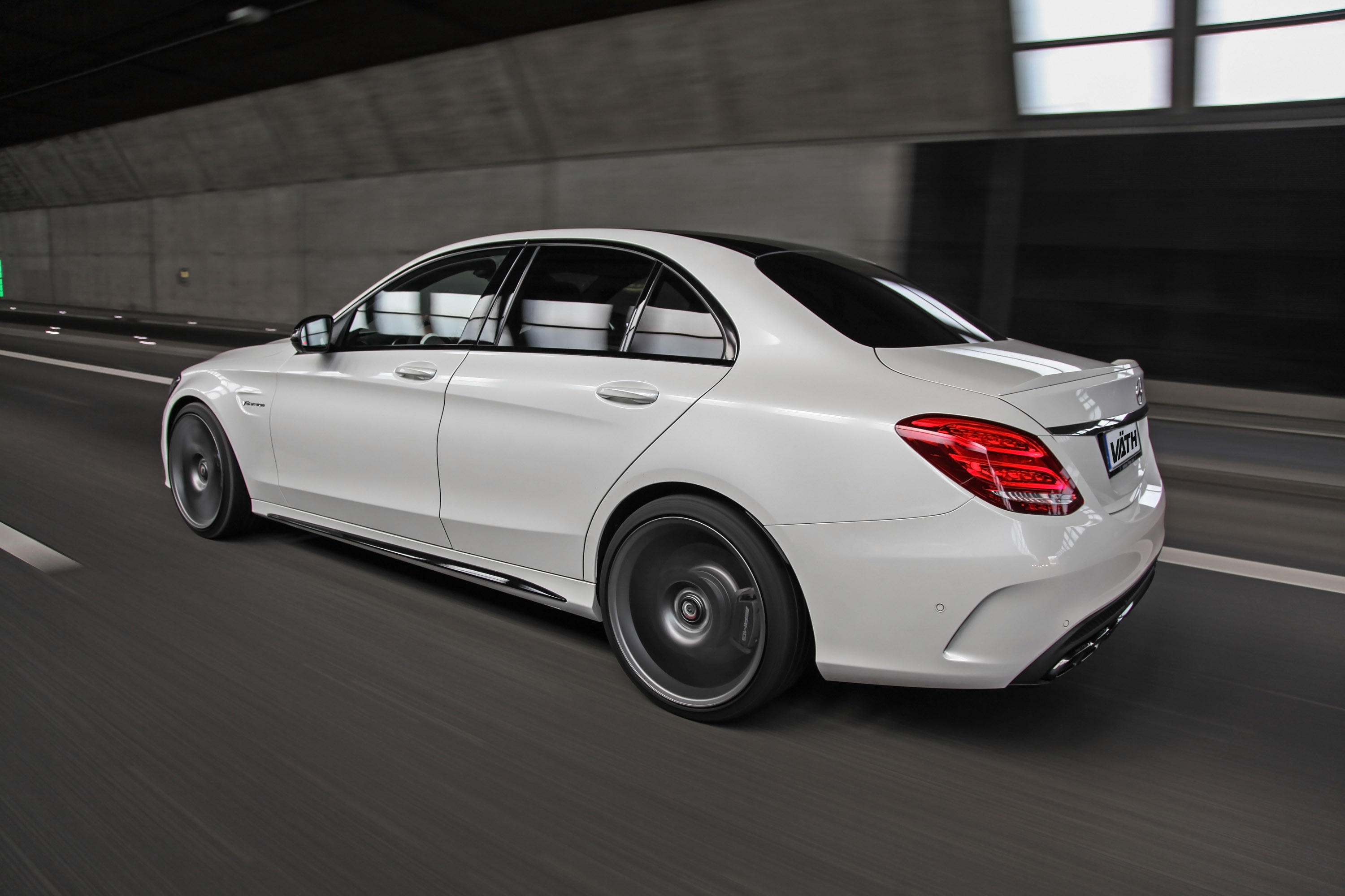 Vaeth mercedes benz c63 amg with up to 680 horsepower for Mercedes benz c 63