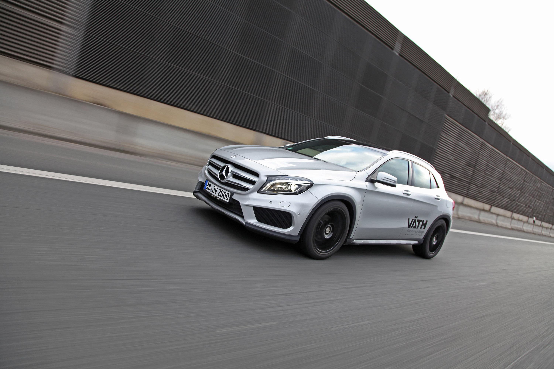 Vaeth Modifies Mercedes Benz Gla 200