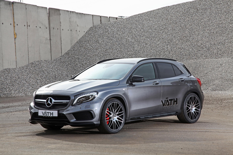 0fcc7226f5 VÄTH Creates More Powerful Mercedes-Benz GLA 45 AMG