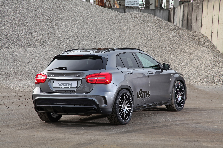 VÄTH Creates More Powerful Mercedes-Benz GLA 45 AMG