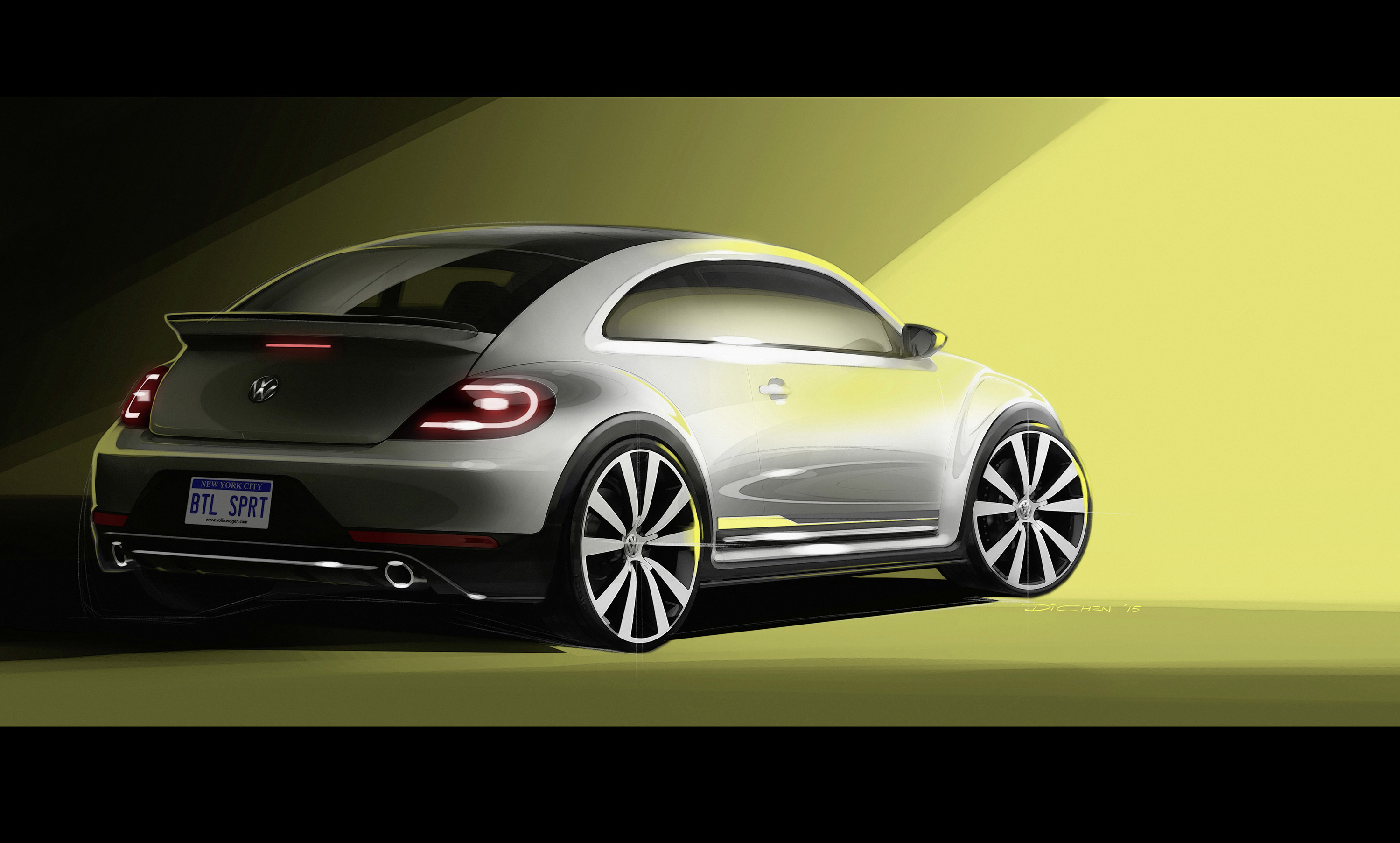 Volkswagen Beetle NY Concepts