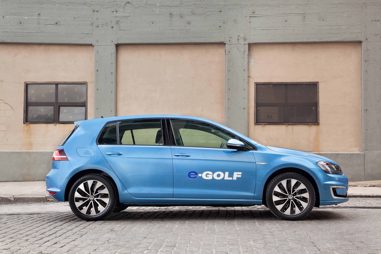 2015 Volkswagen e-Golf - The Future
