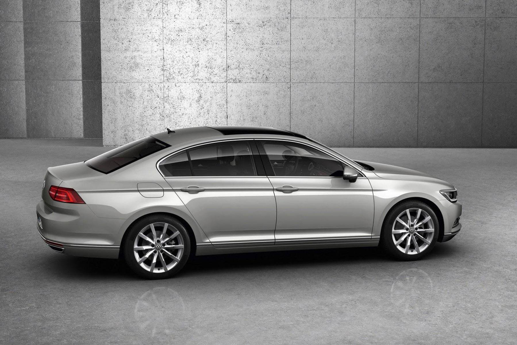 2015 Volkswagen Passat Officially Unveiled