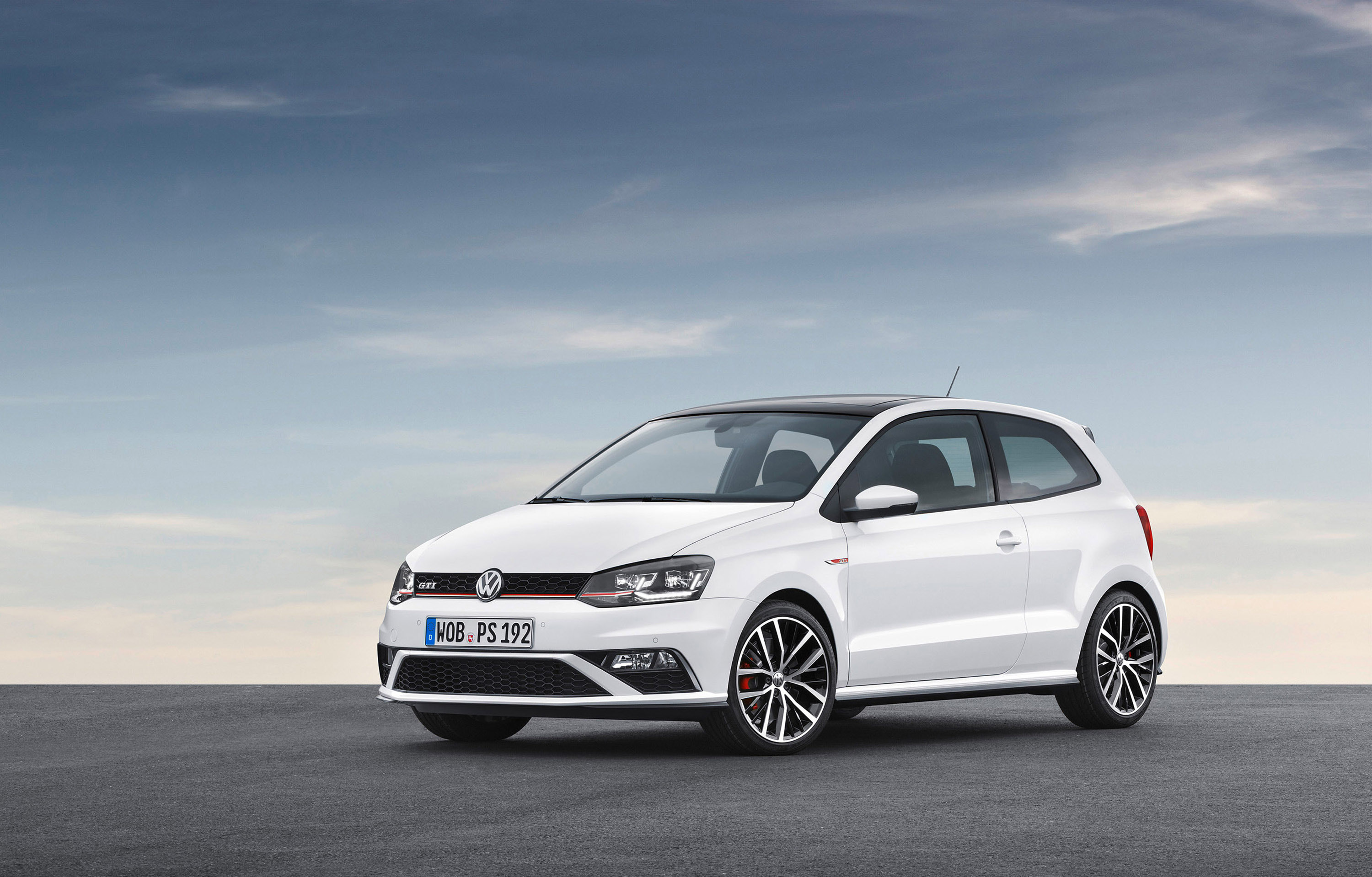 2015 Volkswagen Polo Gti Facelift Is Almost As Good As The