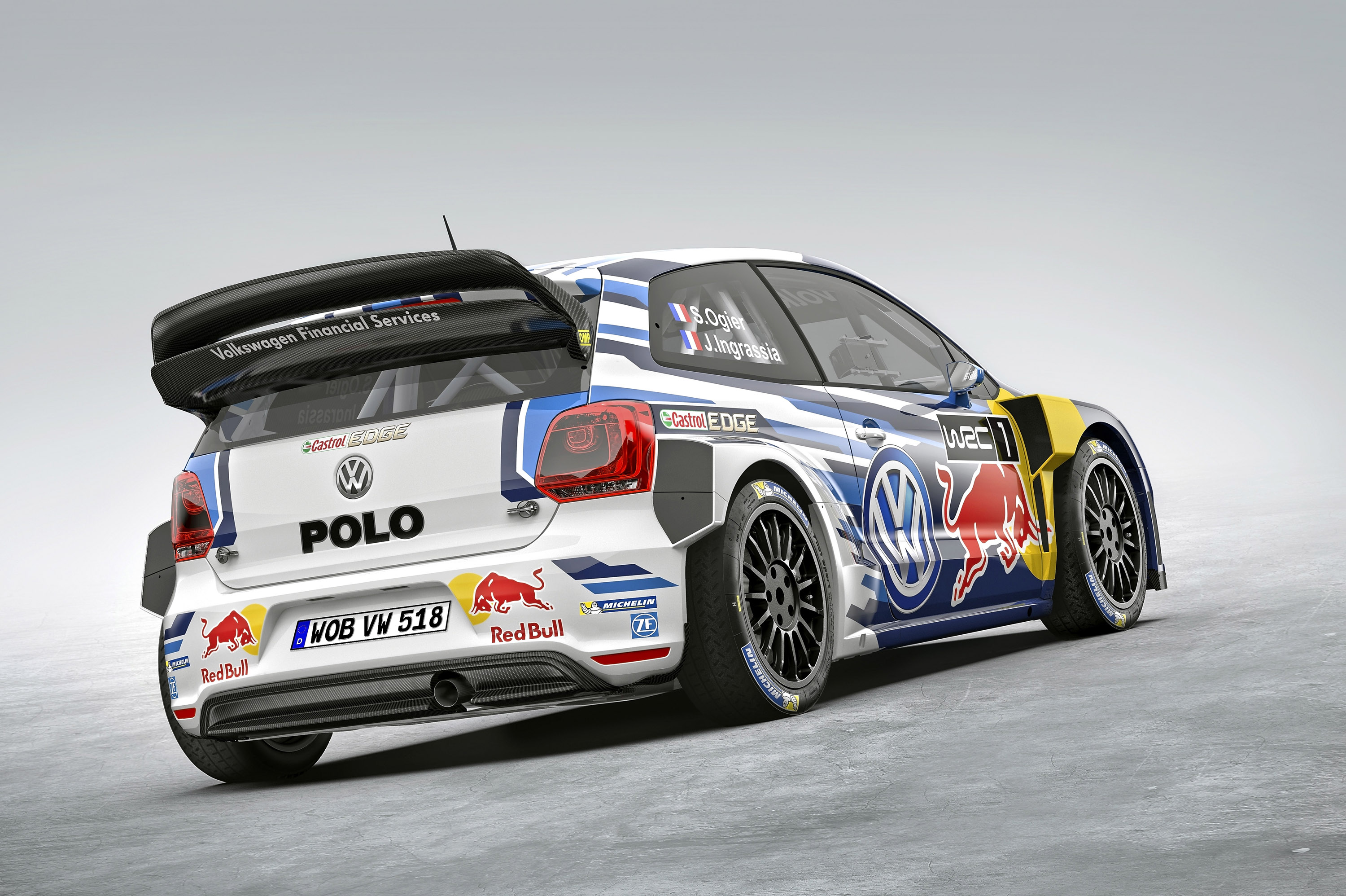volkswagen introduces the second gen polo r wrc. Black Bedroom Furniture Sets. Home Design Ideas