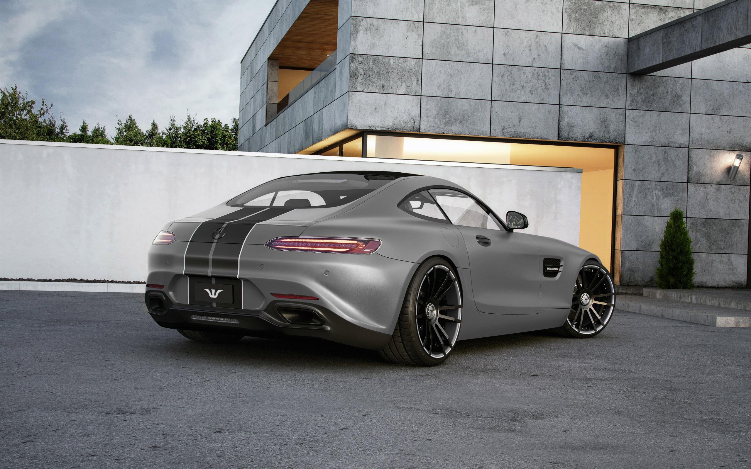 Wheelsandmore Mercedes-Benz AMG GT S