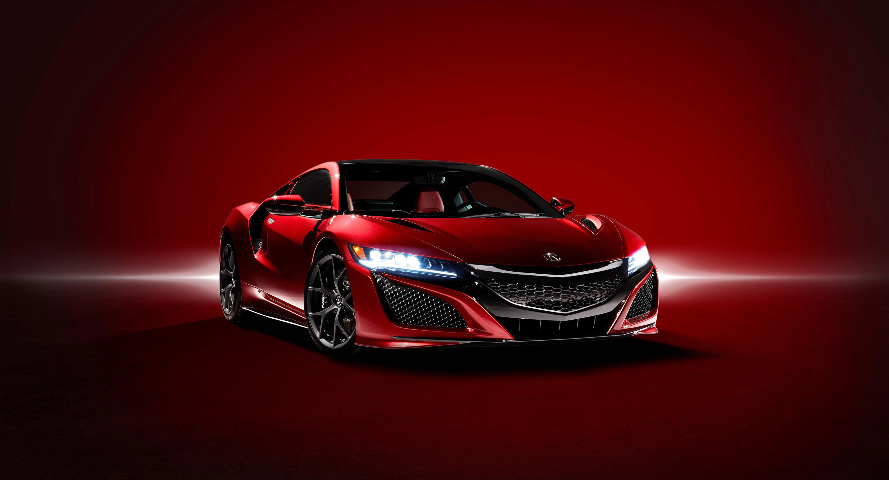 2016 Acura NSX sold for a record price