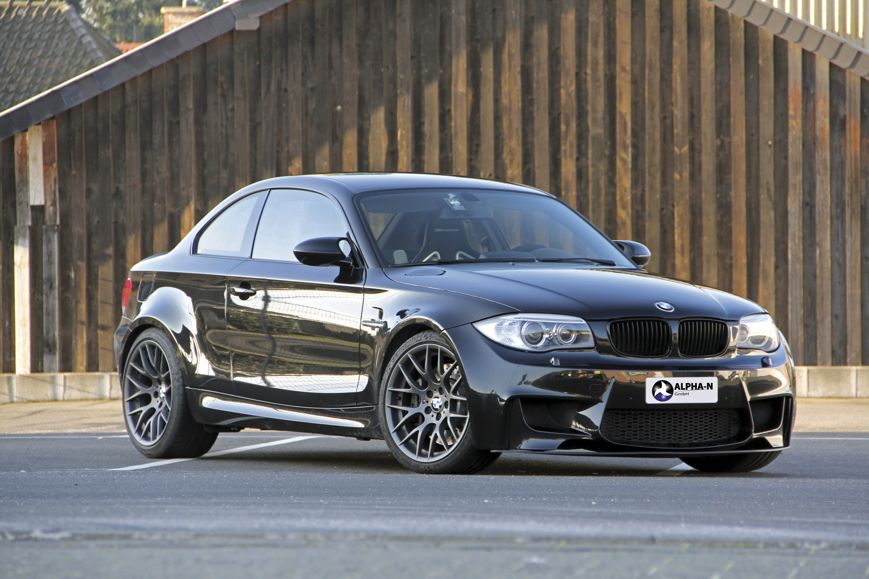 alpha n performance makes a 564 hp bmw 1 series m coupe. Black Bedroom Furniture Sets. Home Design Ideas
