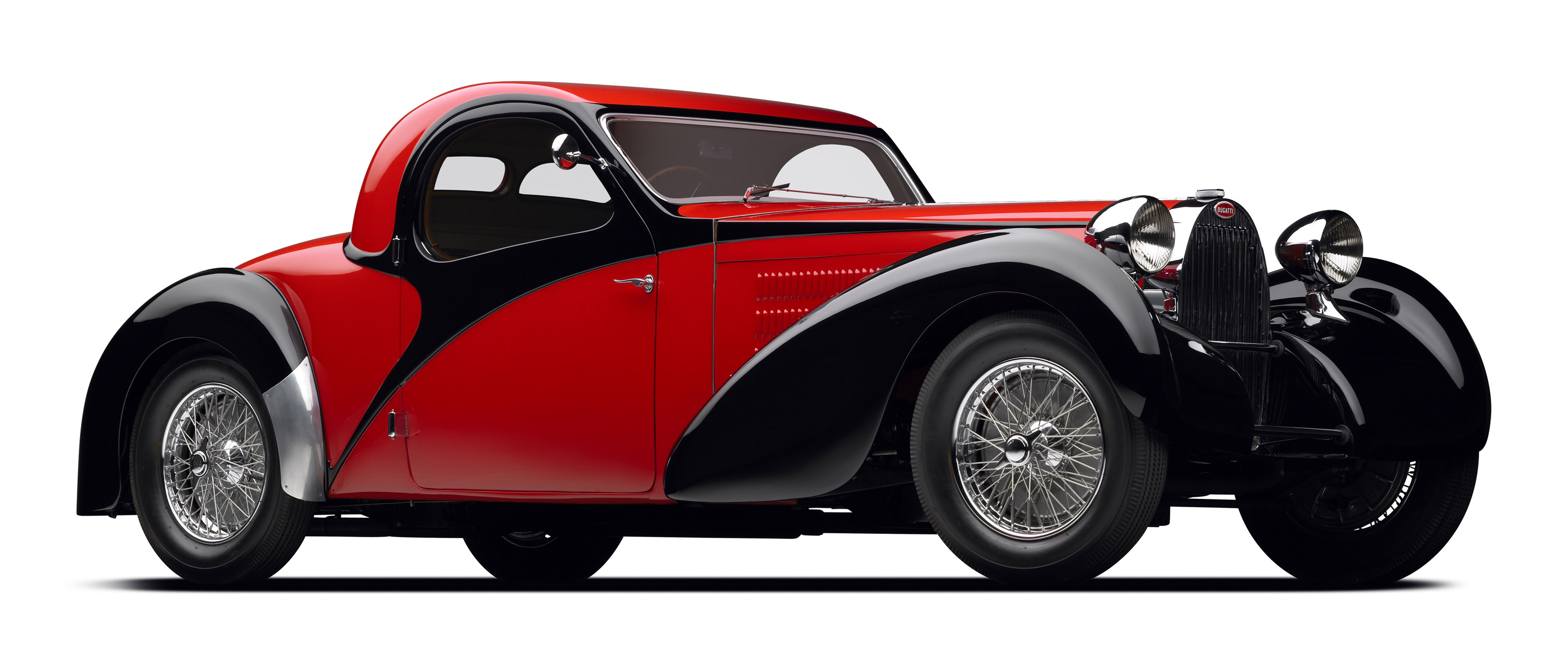 The Peterson Showcases Notable Bugatti Models In Special