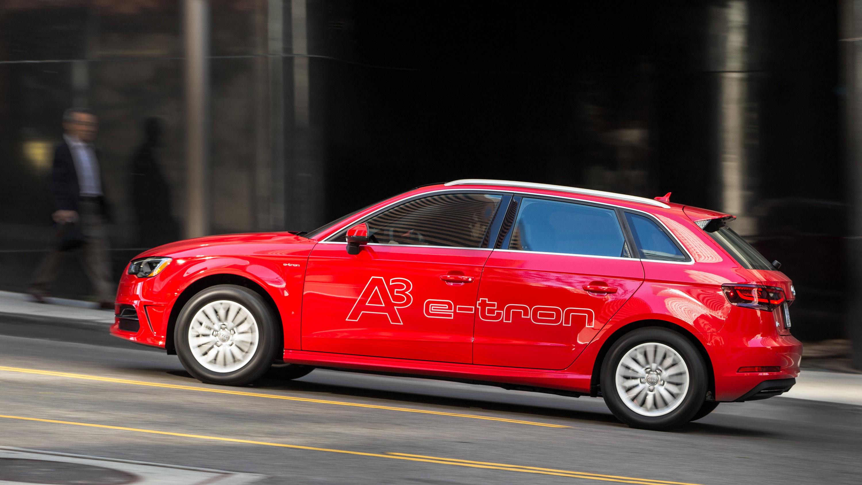 2016 Audi A3 E Tron Hybrid 4 Of 10