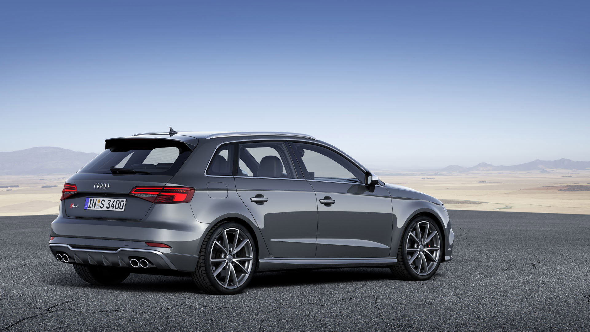 audi unveils a3 and s3 facelifts. Black Bedroom Furniture Sets. Home Design Ideas