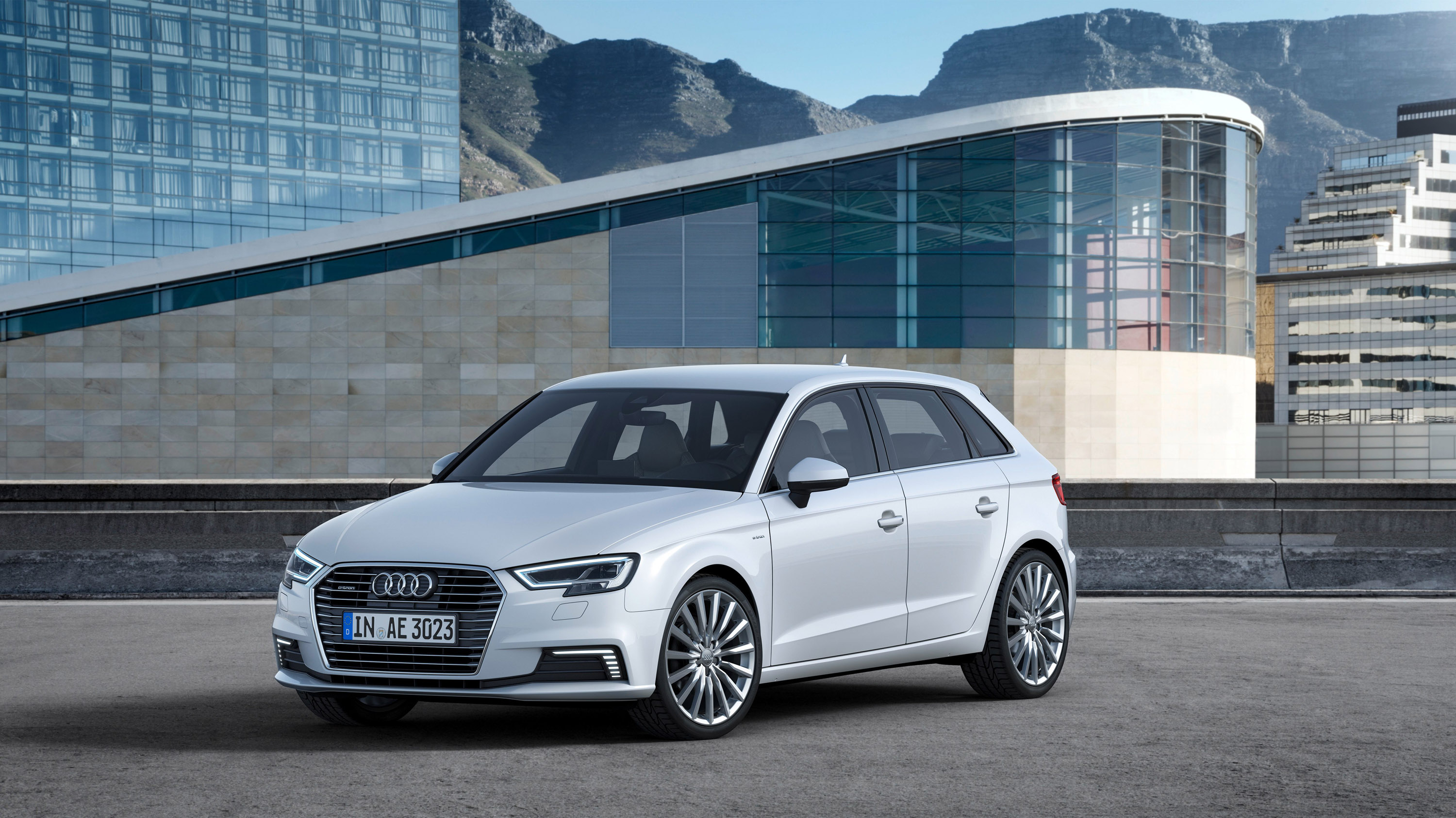audi reveals the a3 sportback e tron model. Black Bedroom Furniture Sets. Home Design Ideas