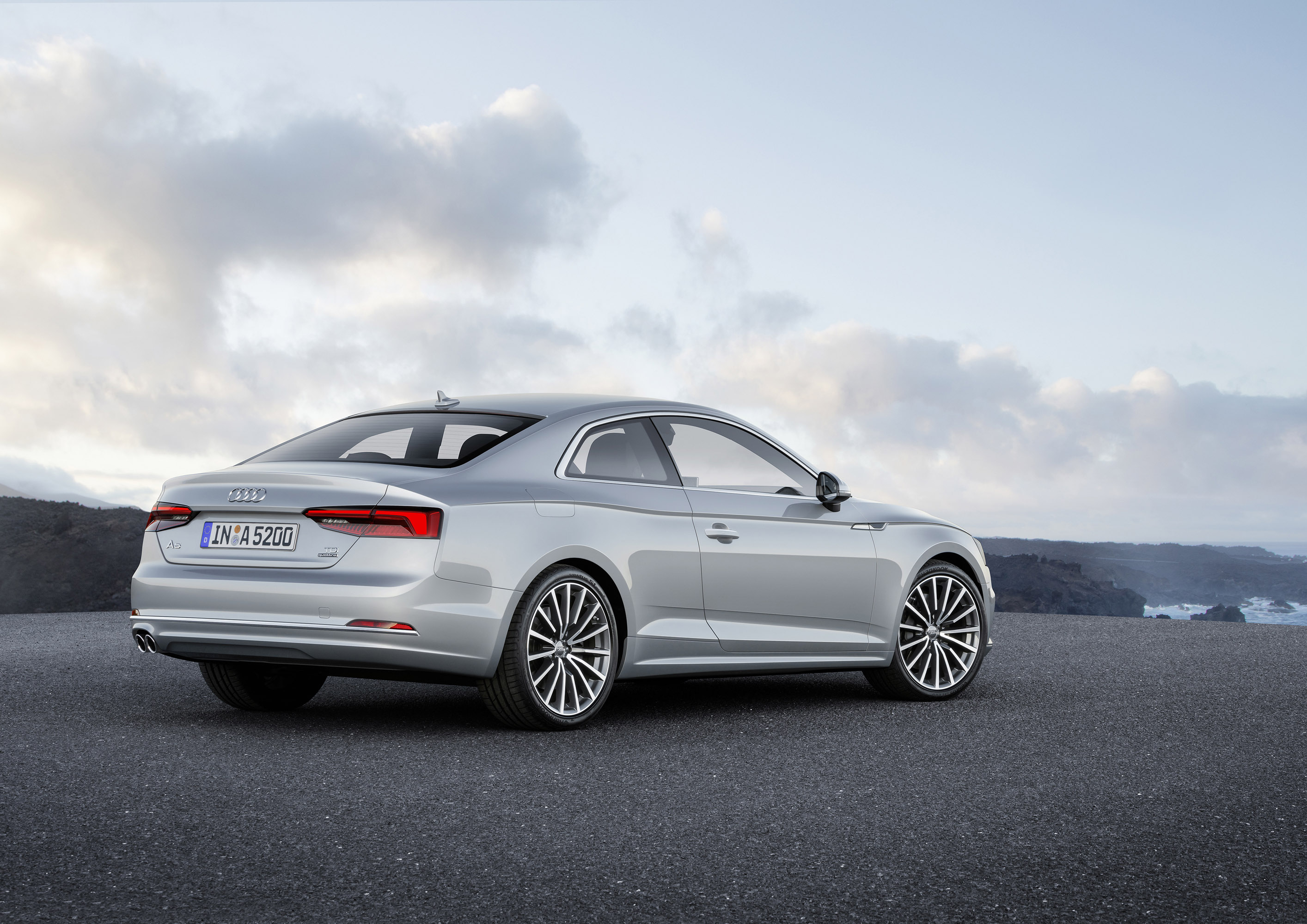 Audi A5 And S5 Have Just Made Their World Premiere