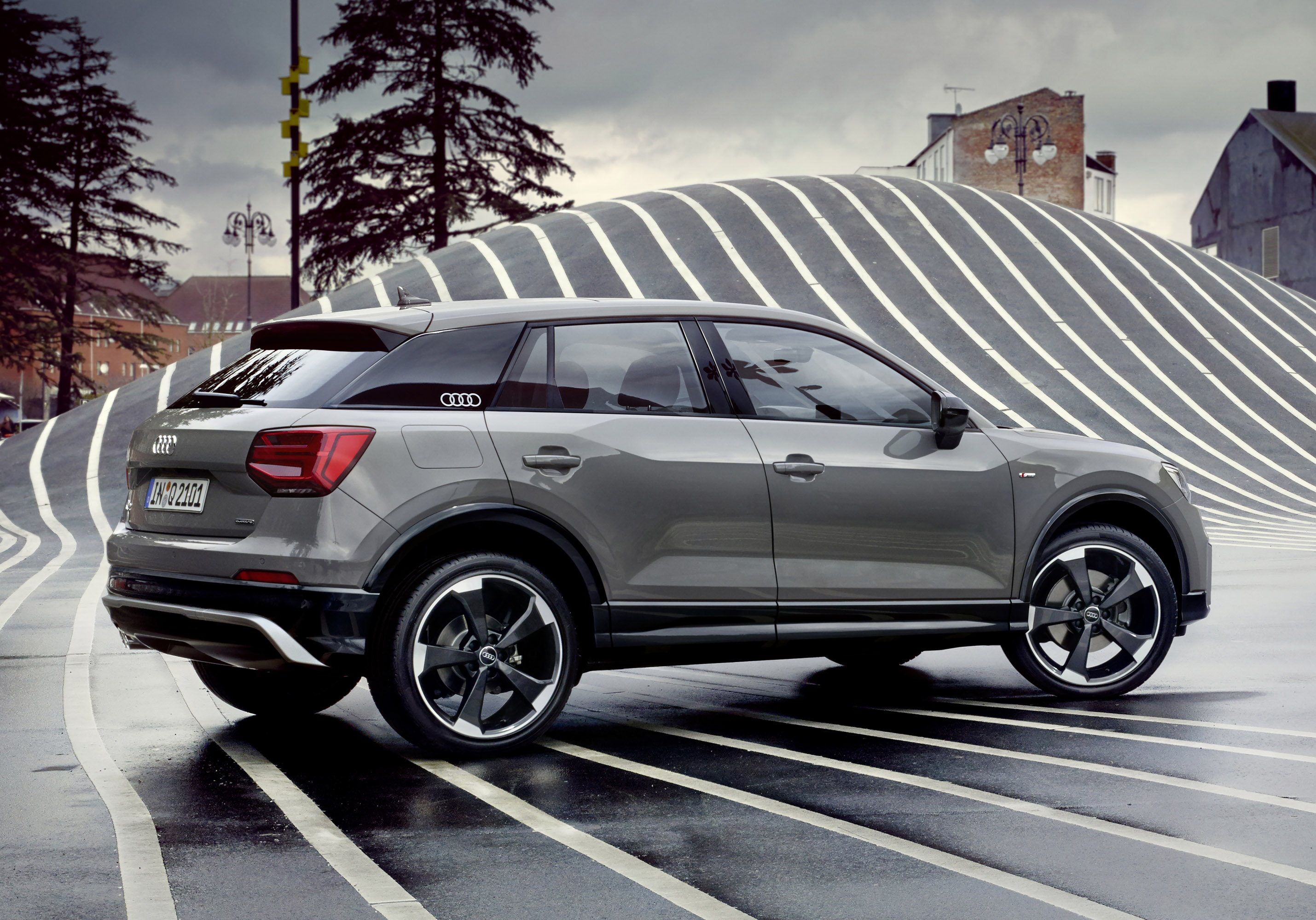 audi is to launch the q2 edition 1 model. Black Bedroom Furniture Sets. Home Design Ideas