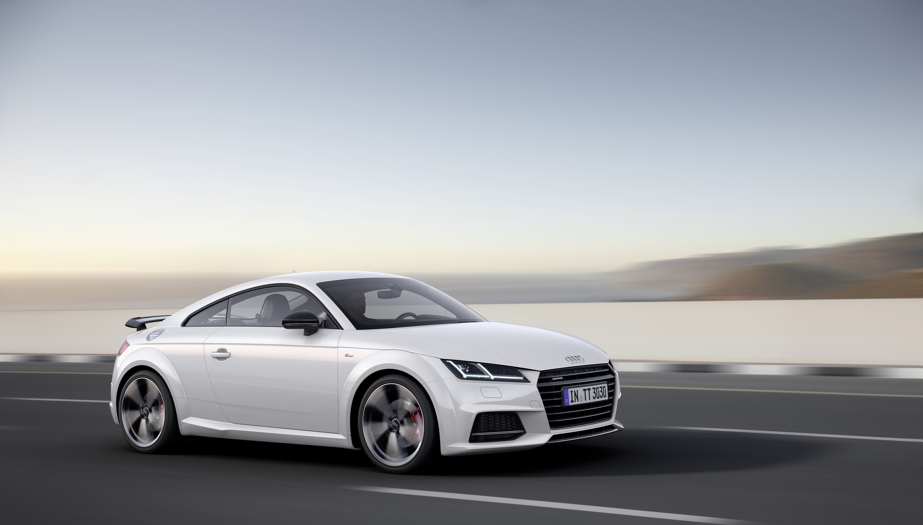 2016 Audi Tt S Line Limited Edition Comes To Rule The Streets