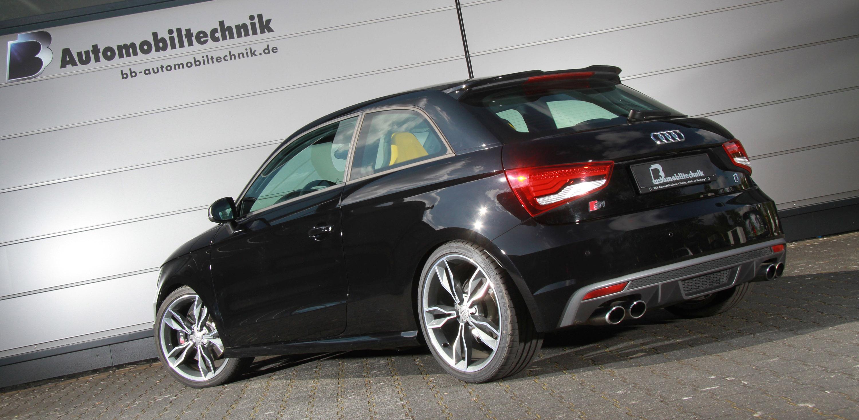 B Amp B Automobiltechnik Releases Power Uprating For Audi S1