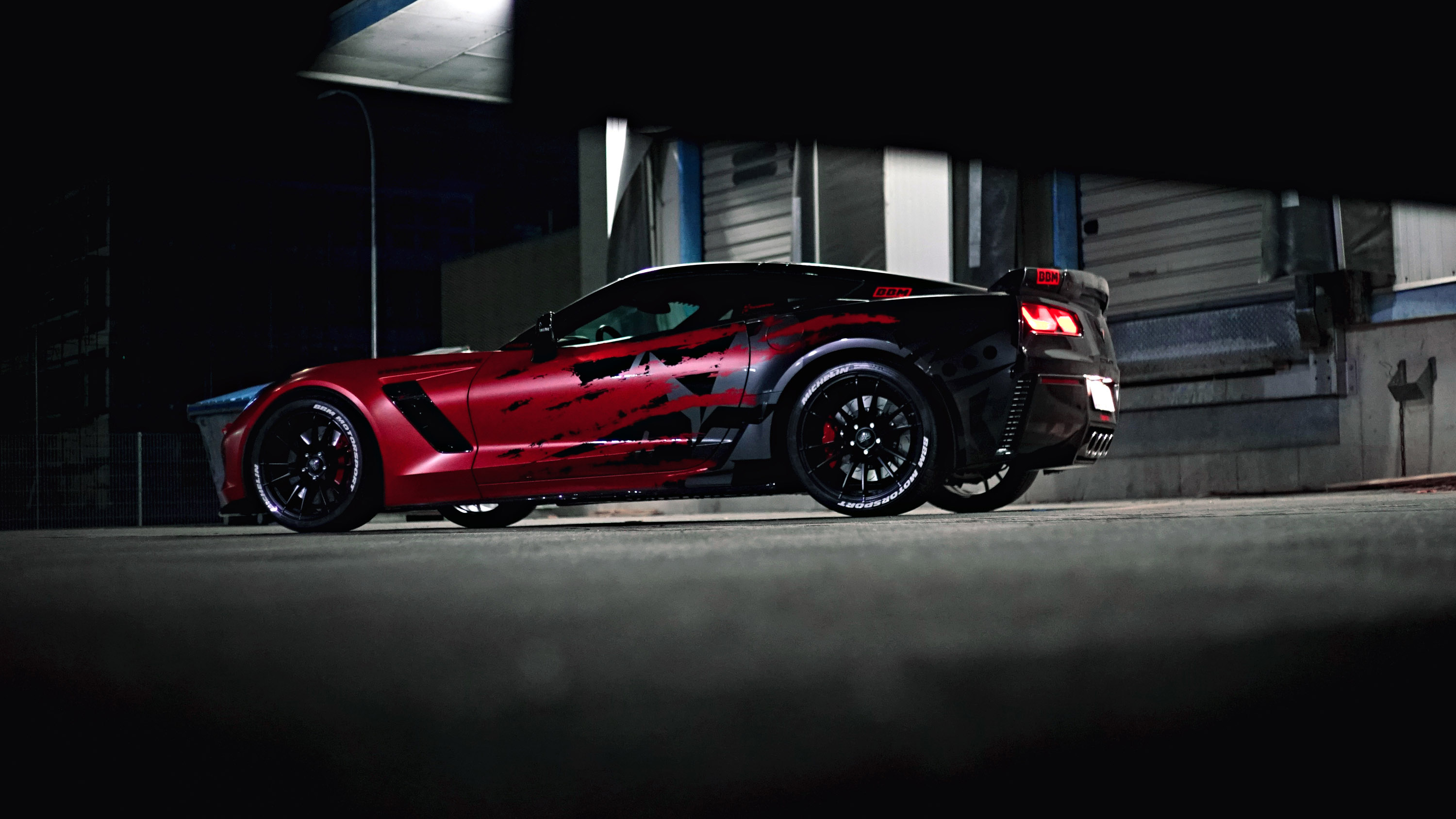 Corvette C7 Stingray >> Chevrolet Corvette C7 Z06 by BBM MOTORSPORT