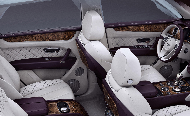 2017 Xt5 Cadillac >> Bentley unveils Bentayga First Edition SUV