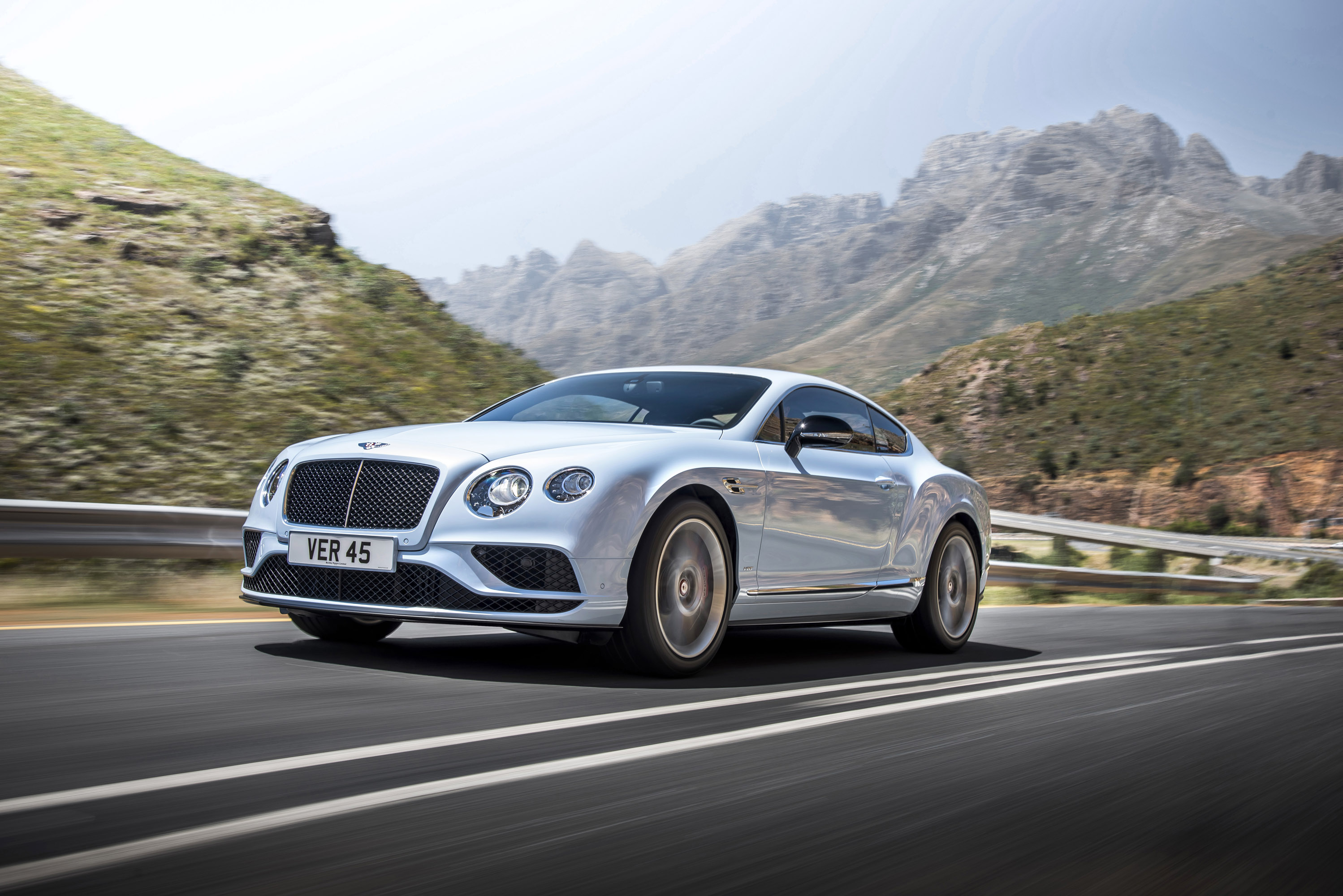 bentley continental gt family gets styling and performance upgrades. Black Bedroom Furniture Sets. Home Design Ideas