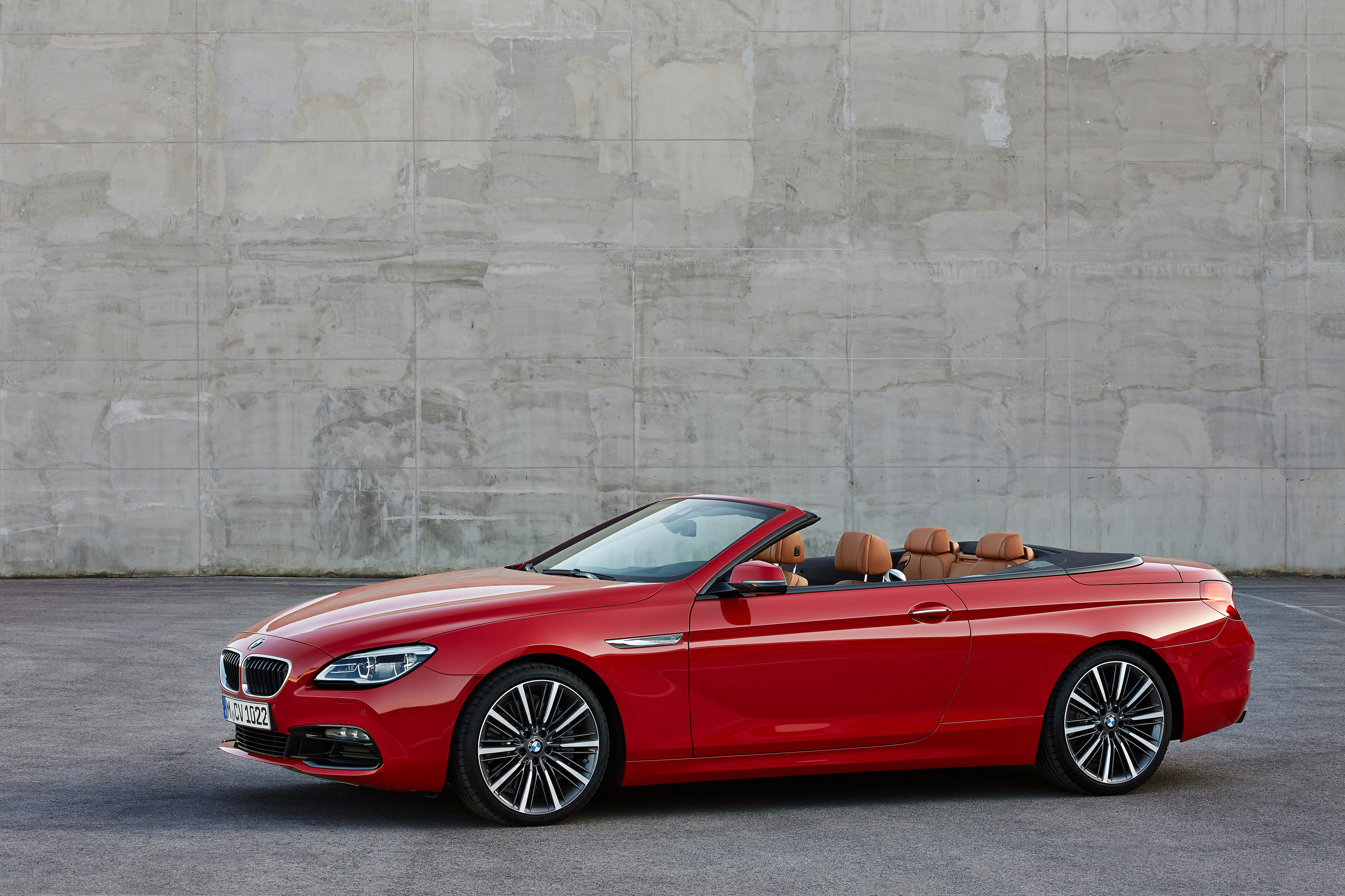 2016 bmw 6 series line up to debut in detroit. Black Bedroom Furniture Sets. Home Design Ideas