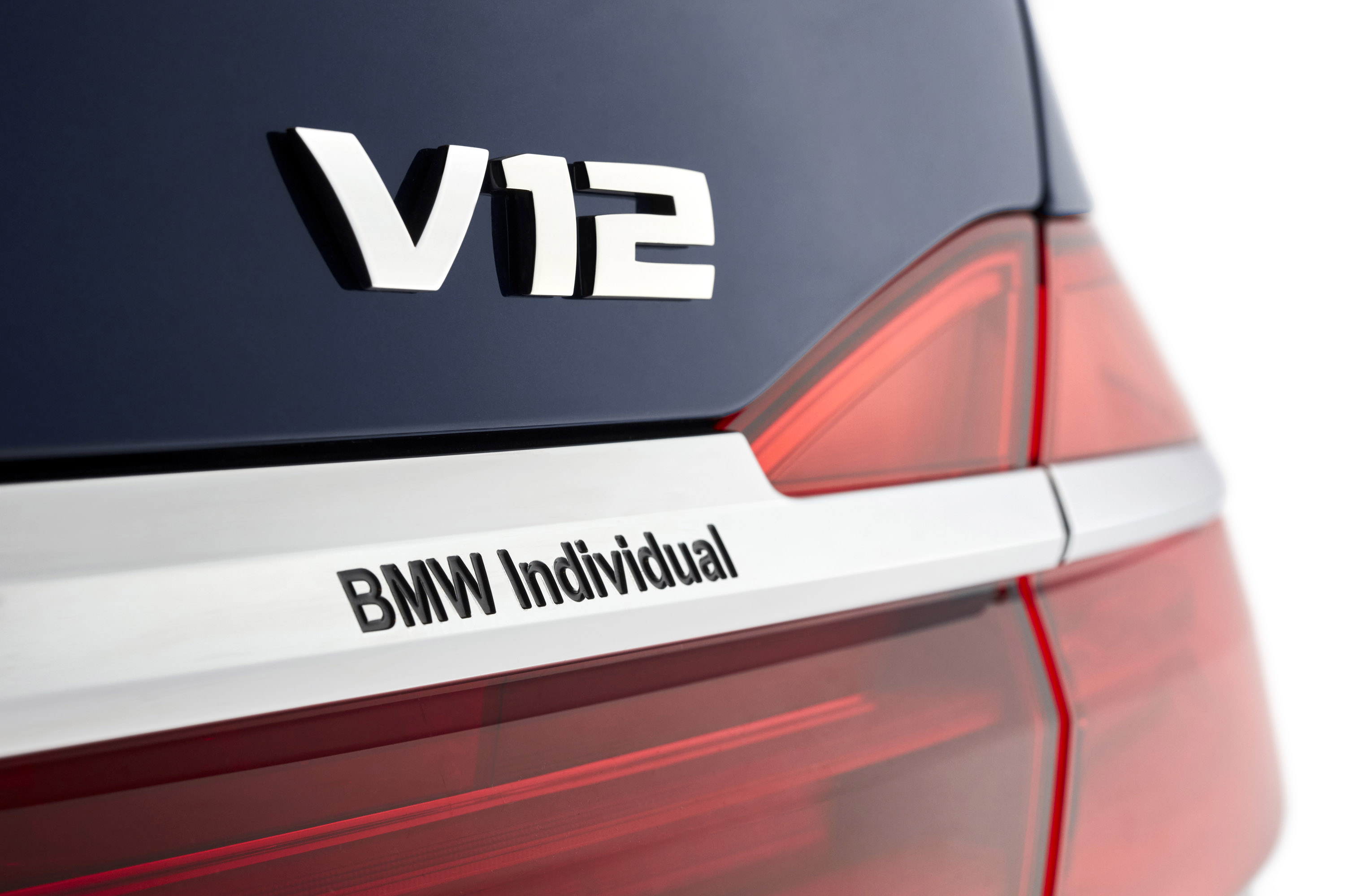 Bmw Releases Limited Run Of Individual 7 Series Lineup