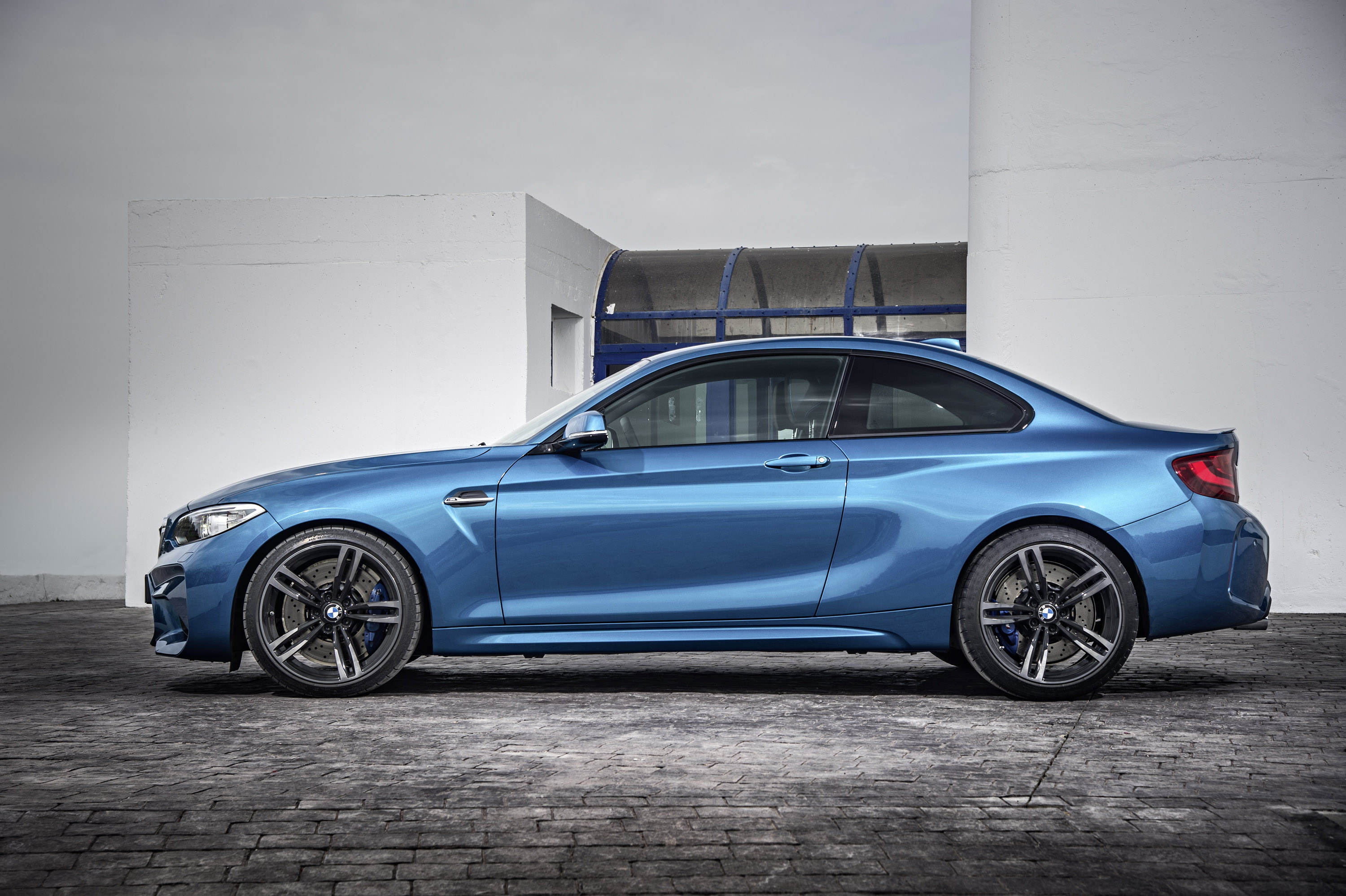 Bmw M2 Coupe 2015 Dark Cars Wallpapers
