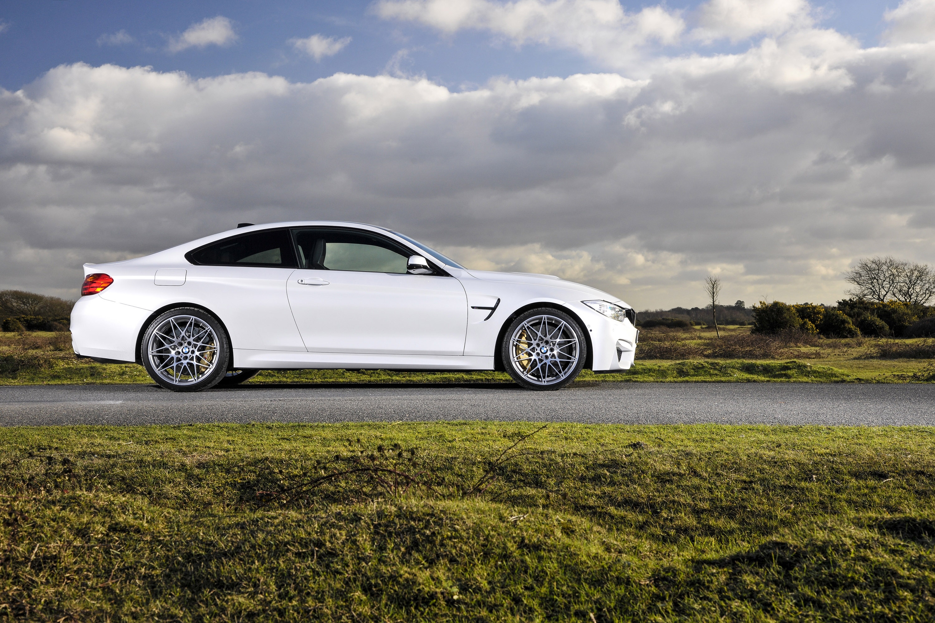 BMW Gears M3 And M4 Models With Competition Package