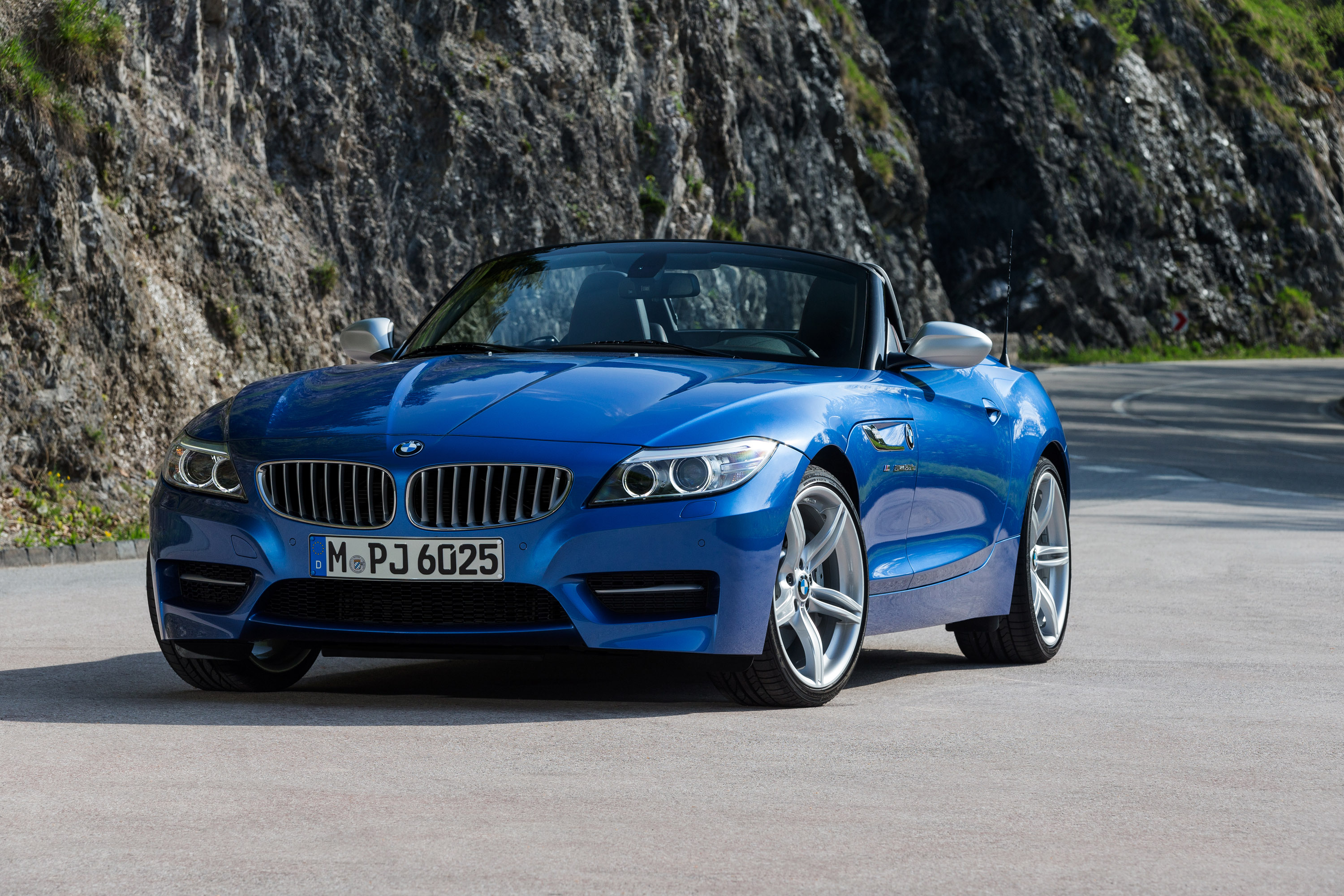 2016 Bmw Z4 Facelift Picture 121926
