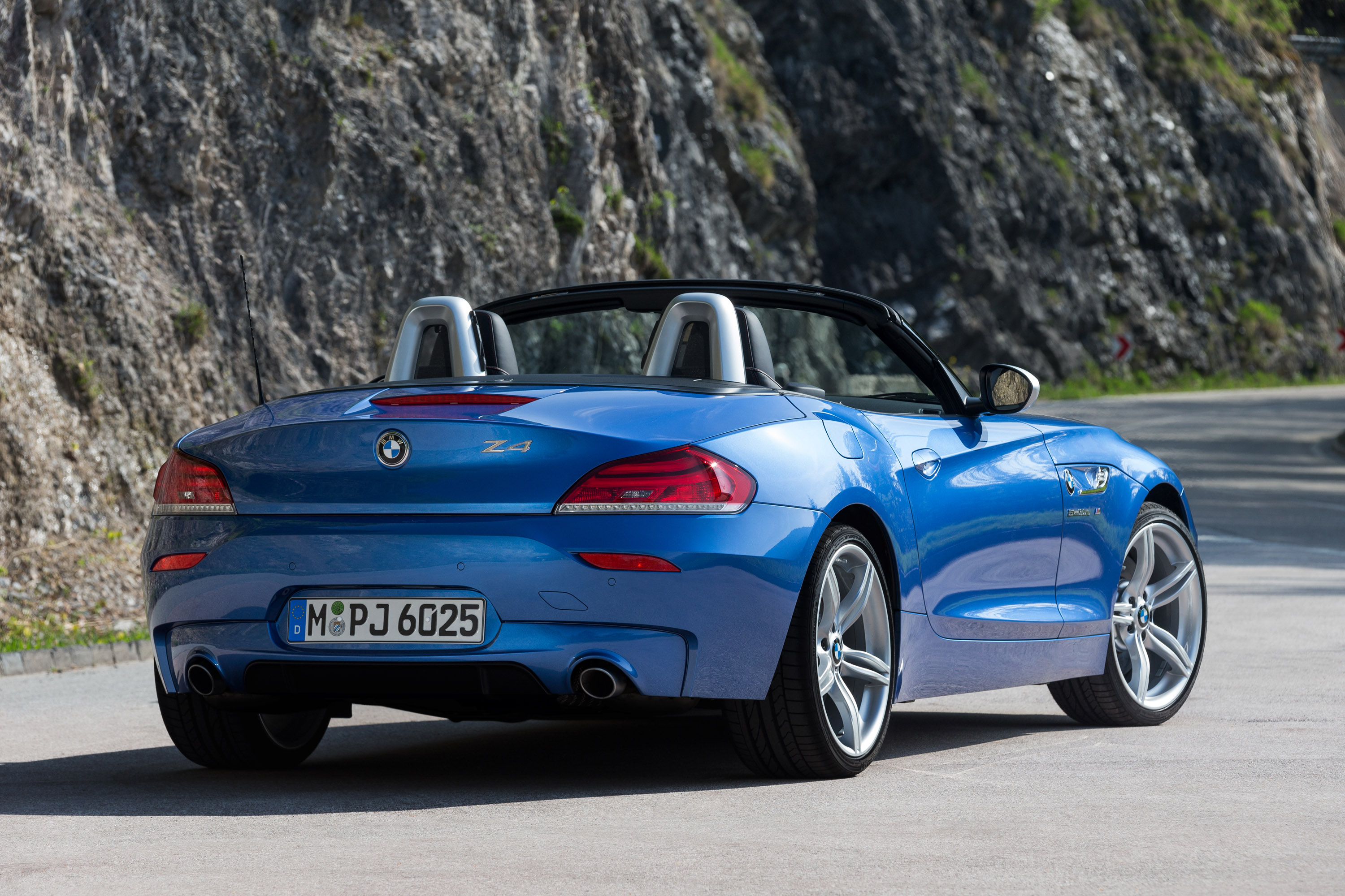 Bmw Reveals Z4 Facelift And You Will Not Expect To See This