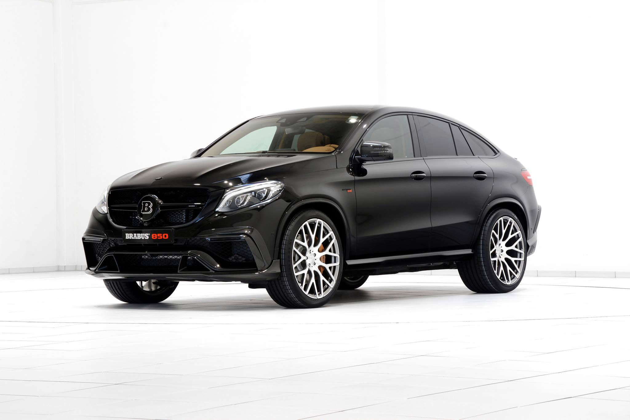 brabus mercedes benz gle 63 coupe with 850hp. Black Bedroom Furniture Sets. Home Design Ideas