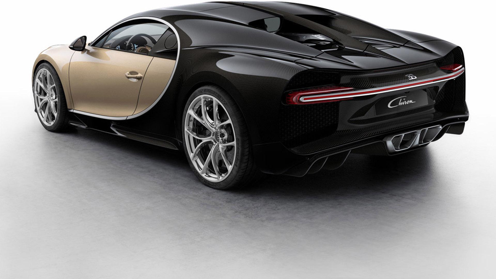 bugatti launches the chiron colorizer. Black Bedroom Furniture Sets. Home Design Ideas
