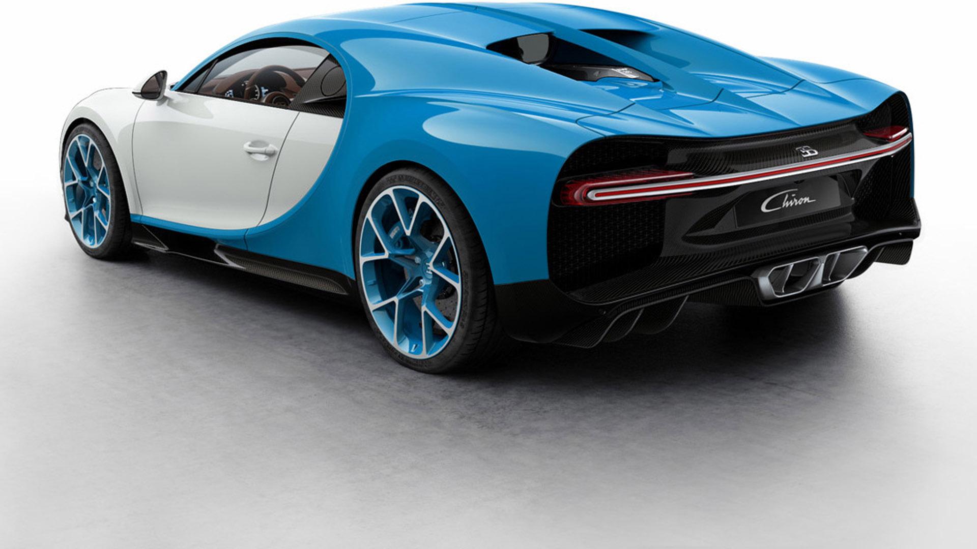 Bugatti Car Price >> Bugatti Launches the Chiron Colorizer