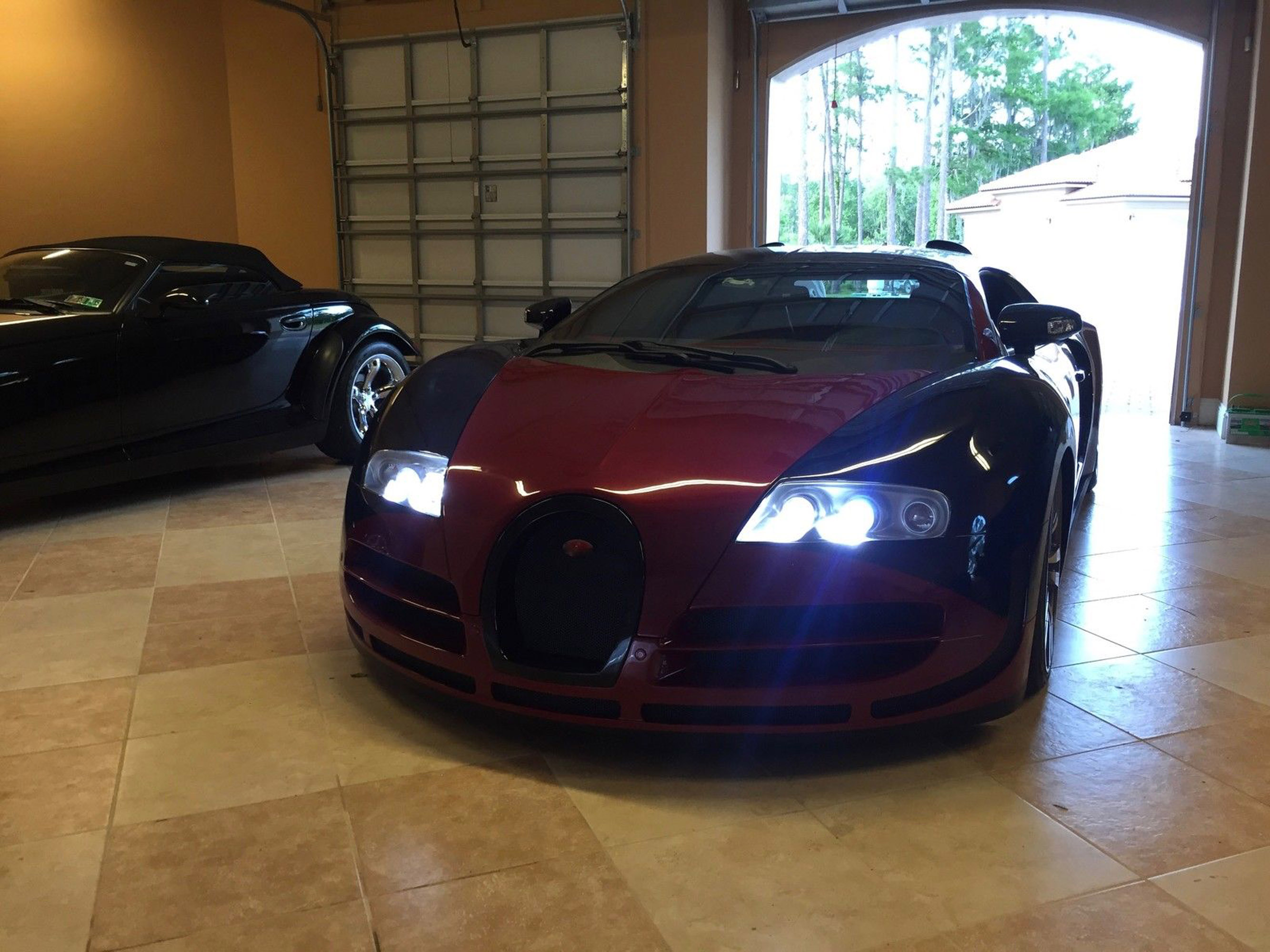Bugatti Veyron Replica Can Already Be Ordered For