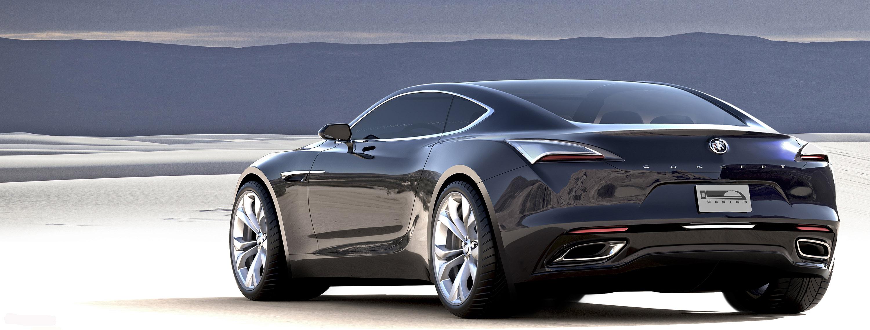 Buick unveils 2016 Avista Concept