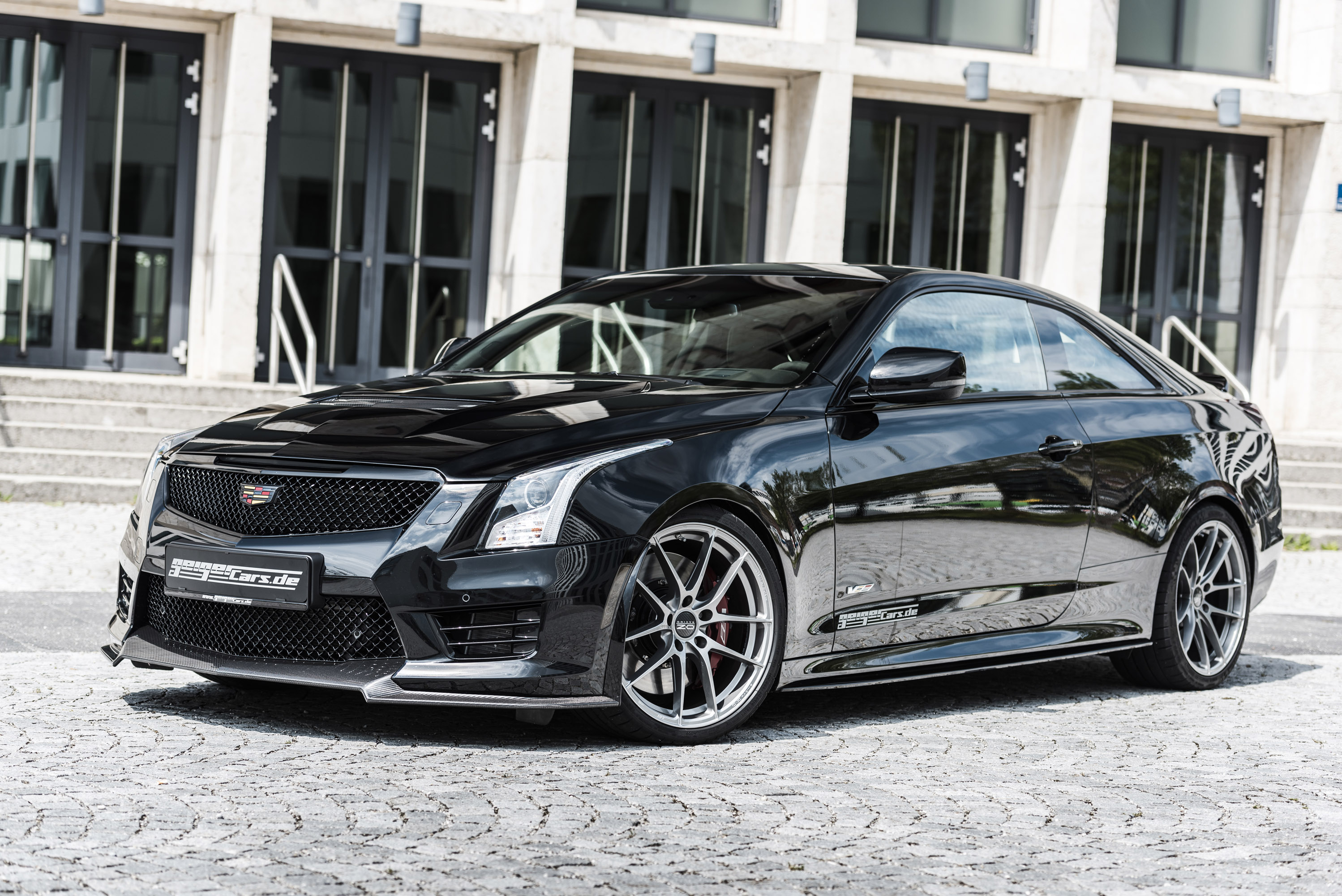 Cadillac Cts Coupe 2017 >> 2016 Cadillac ATS-V Coupe Twin Turbo Black Line