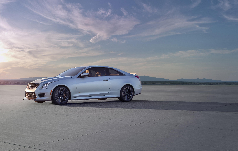 Cadillac ATS V with Additional Stock Horsepower