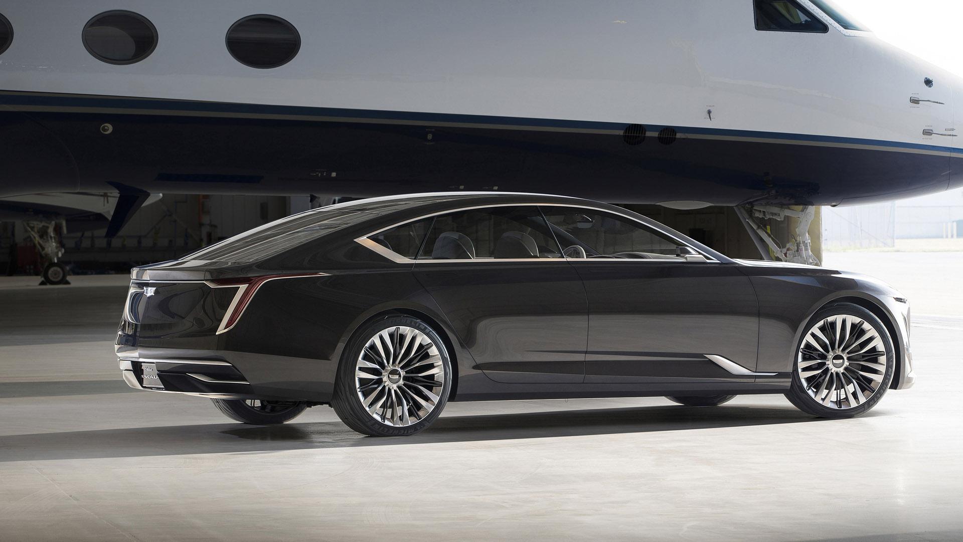 Cadillac Introduces Escala Concept