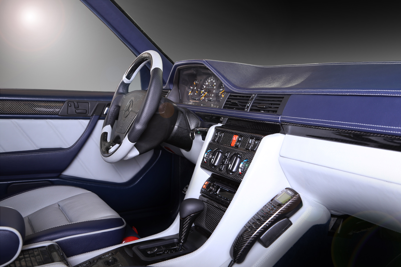 meet the mercedes benz e500 by carbon motors. Black Bedroom Furniture Sets. Home Design Ideas