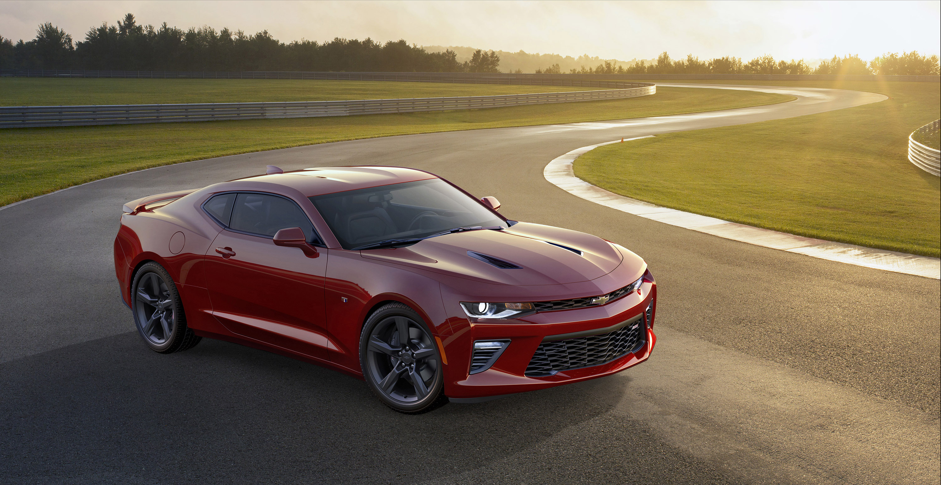Meet the Sixth Generation Chevy Camaro