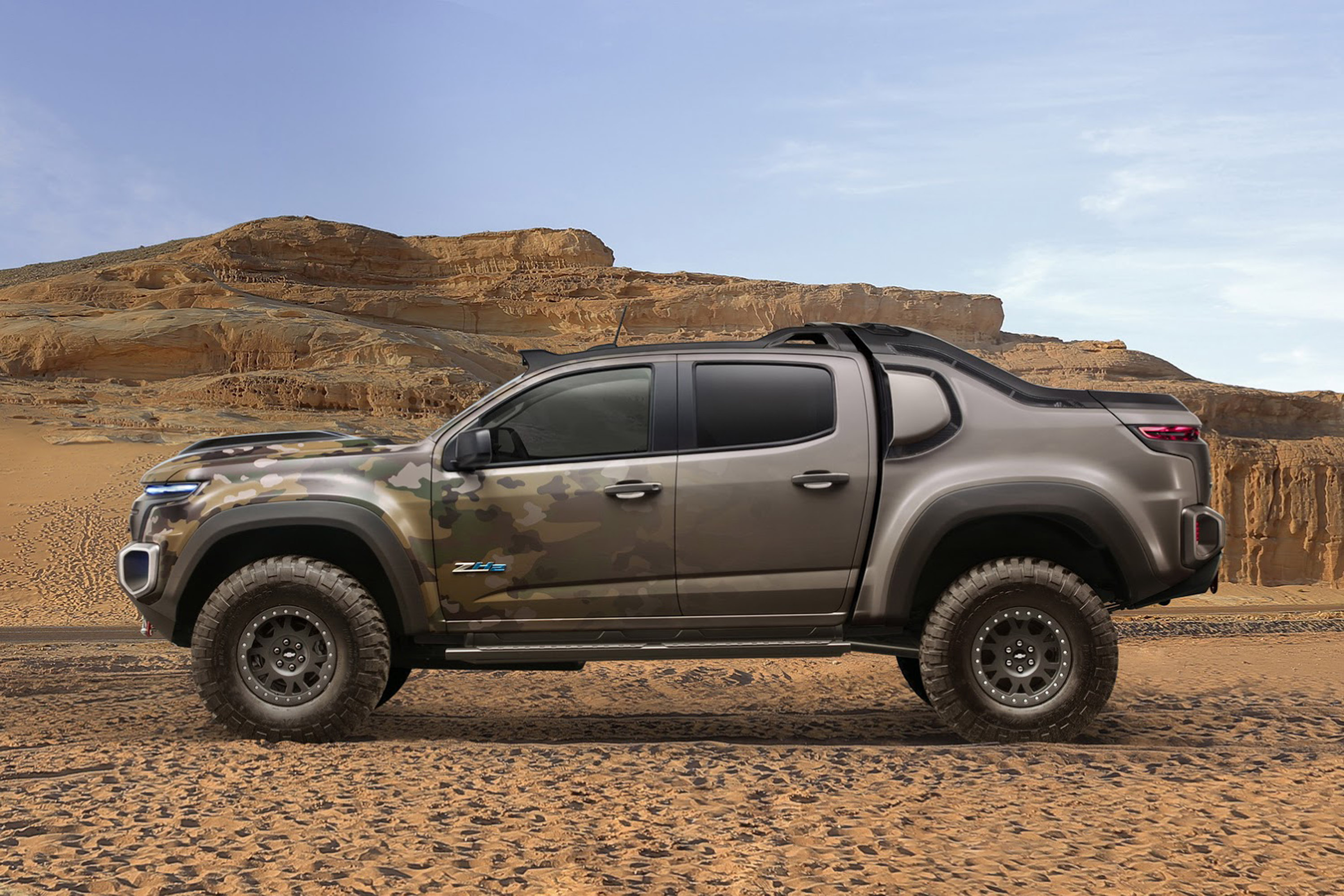 chevrolet creates a special colorado model for military service. Black Bedroom Furniture Sets. Home Design Ideas