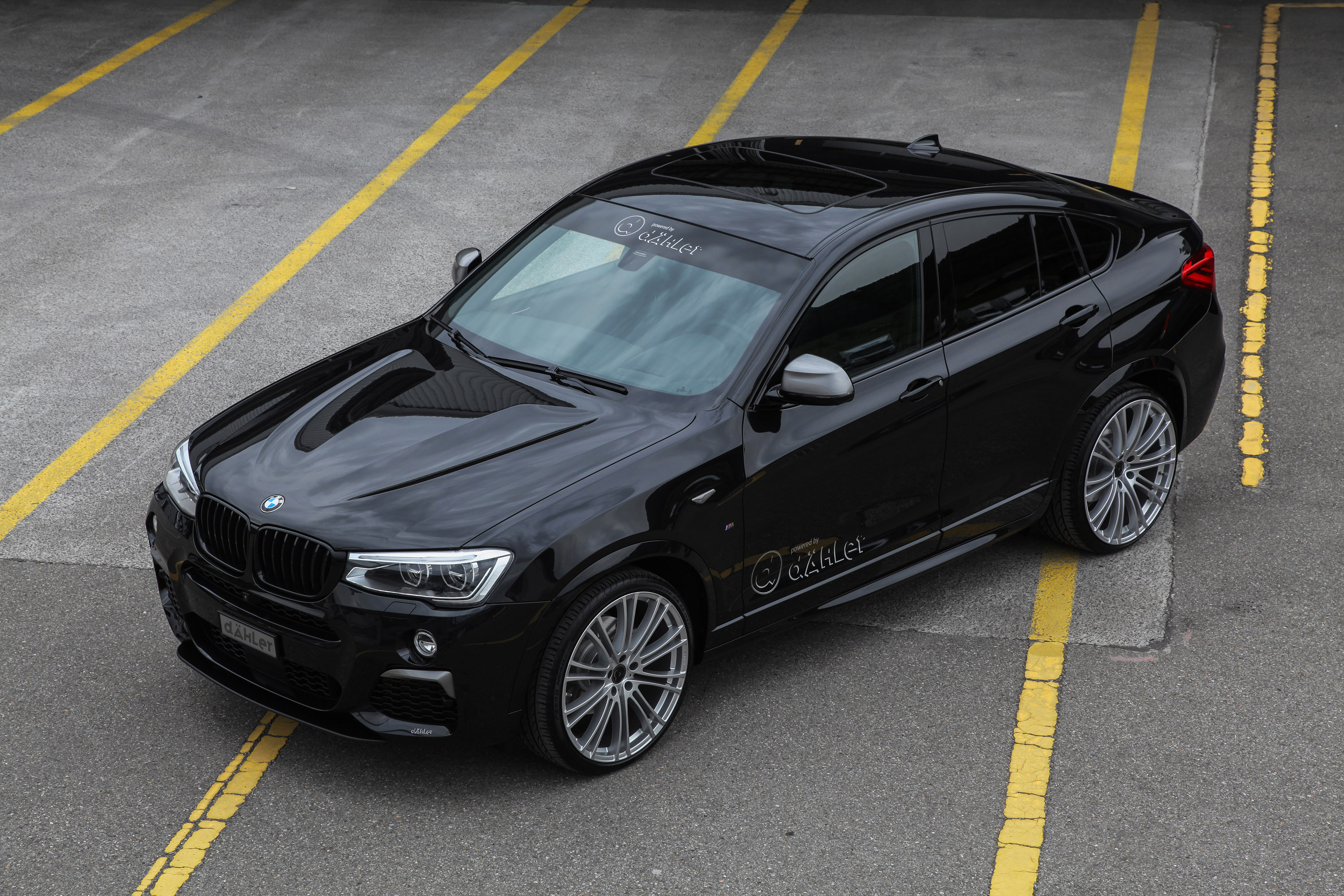 d hler tunes bmw x4 m40i. Black Bedroom Furniture Sets. Home Design Ideas