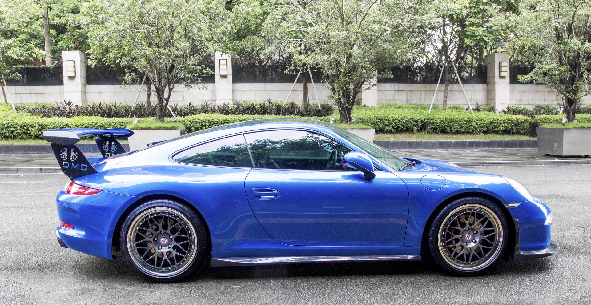 Dmc Releases Stunning Porsche 991 Gt3 Rs
