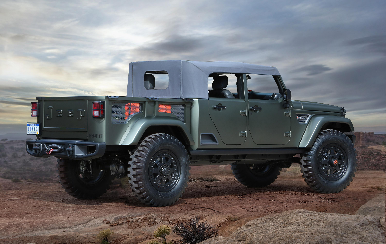 2016 Easter Jeep Safari Lineup 9 19