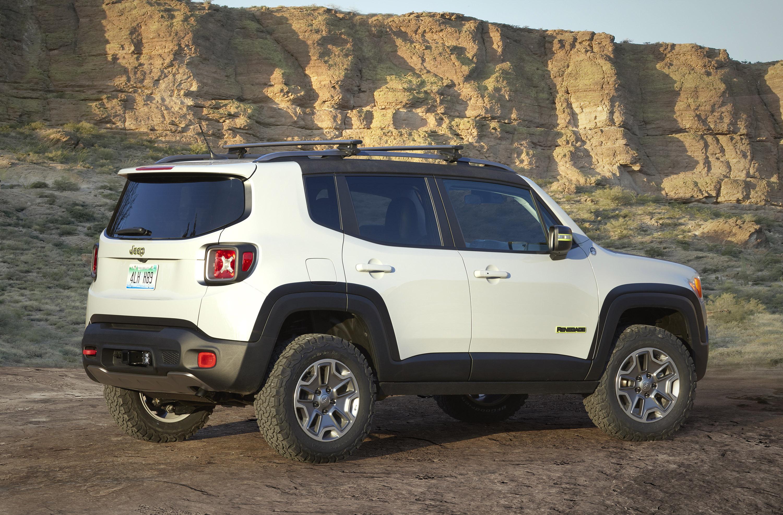 2016 Easter Jeep Safari Lineup 14 19