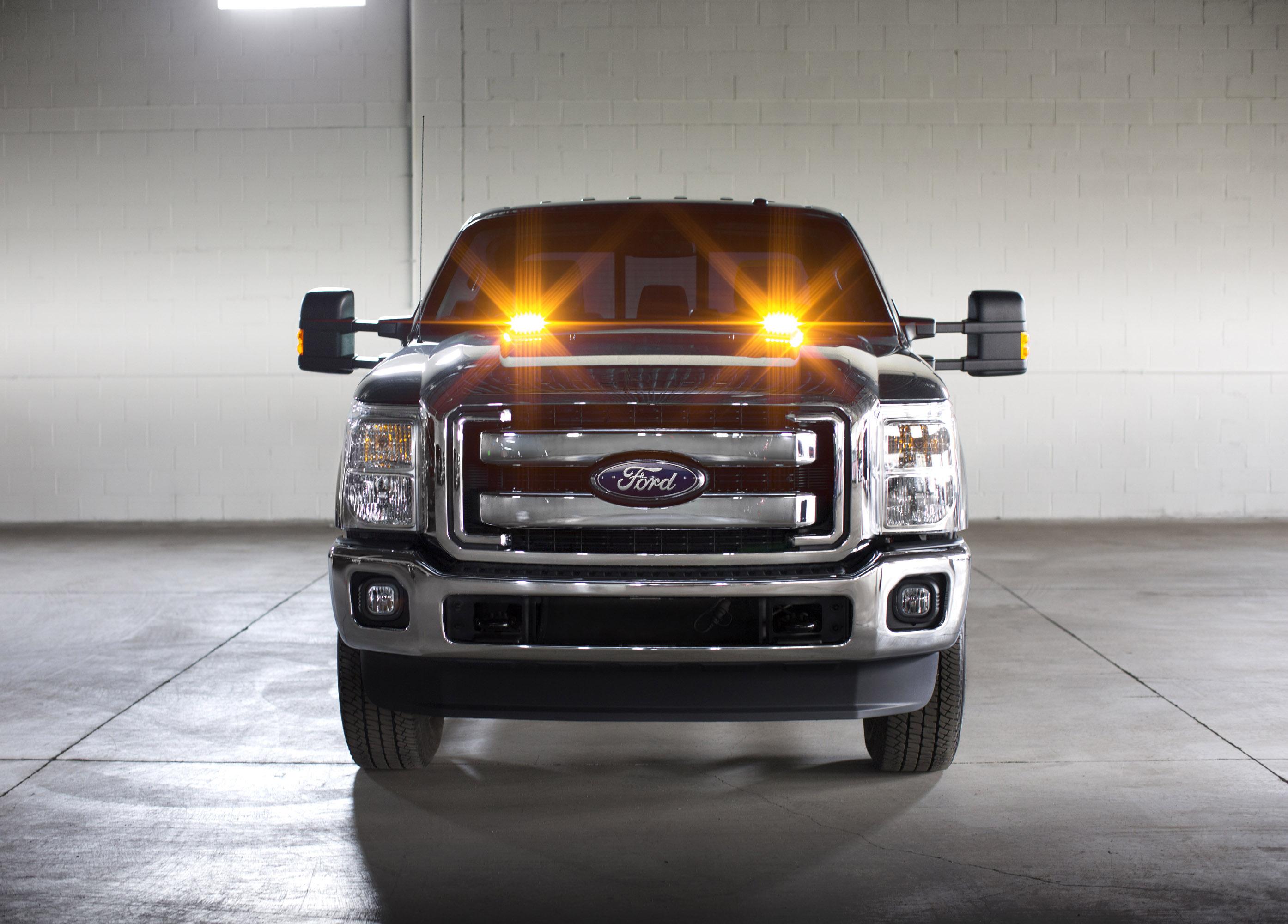2016 Ford F 150 Super Duty Strobe Light
