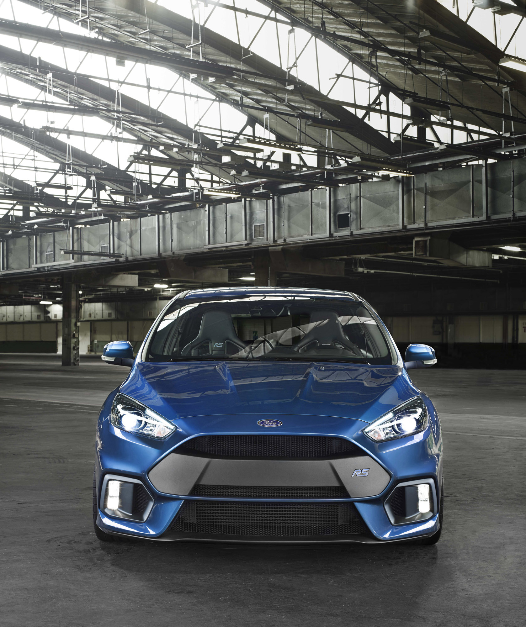 2016 Ford Focus RS Goes In Sale In The U.S